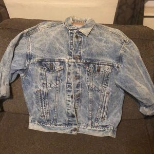 Levi's Jackets & Coats - Vintage acid wash Levi jean jacket